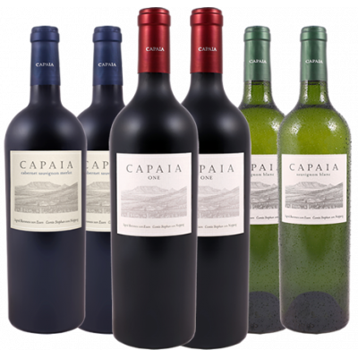 Capaia Mixed Case